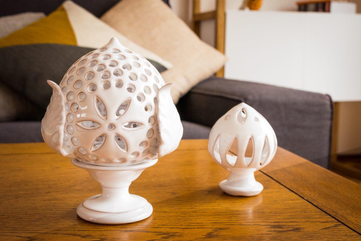 La ceramica salentina tra piatti, decorazioni parietali e souvenir