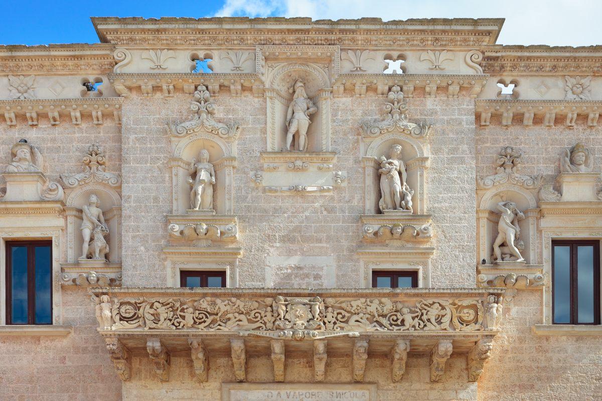 Alla scoperta del Salento: visita Corigliano d'Otranto