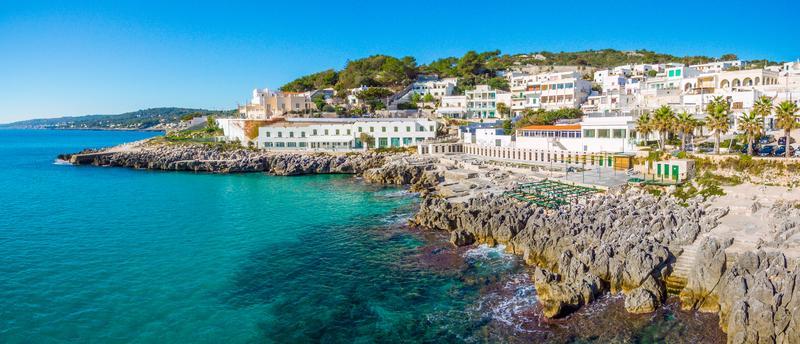 Hotel sul mare in Puglia: L'Hotel Panoramico