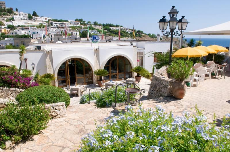 Hotel Mezza Pensione Salento sul mare