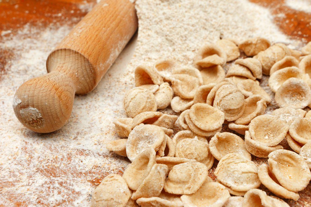 I formati di pasta fresca più diffusi nel Salento