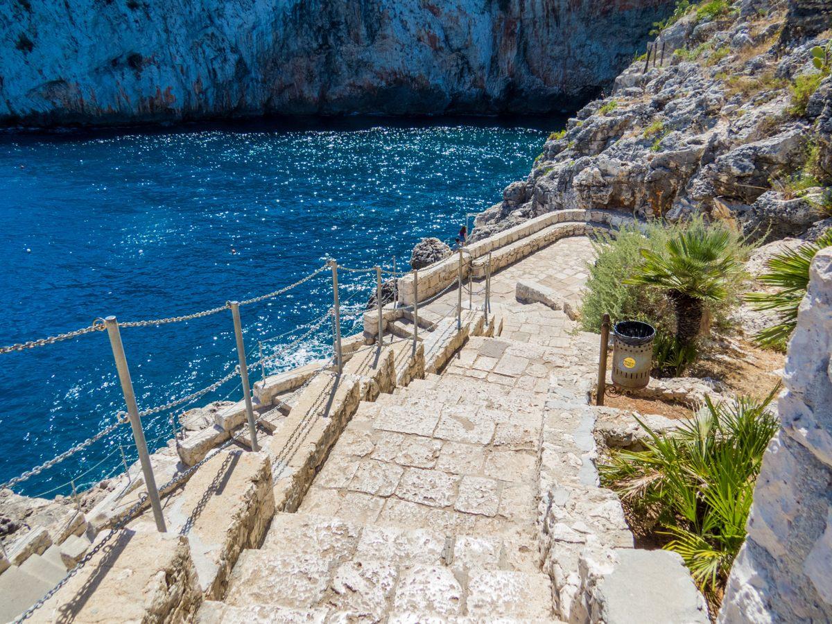 Vacanze nel Salento: come raggiungere Castro Marina