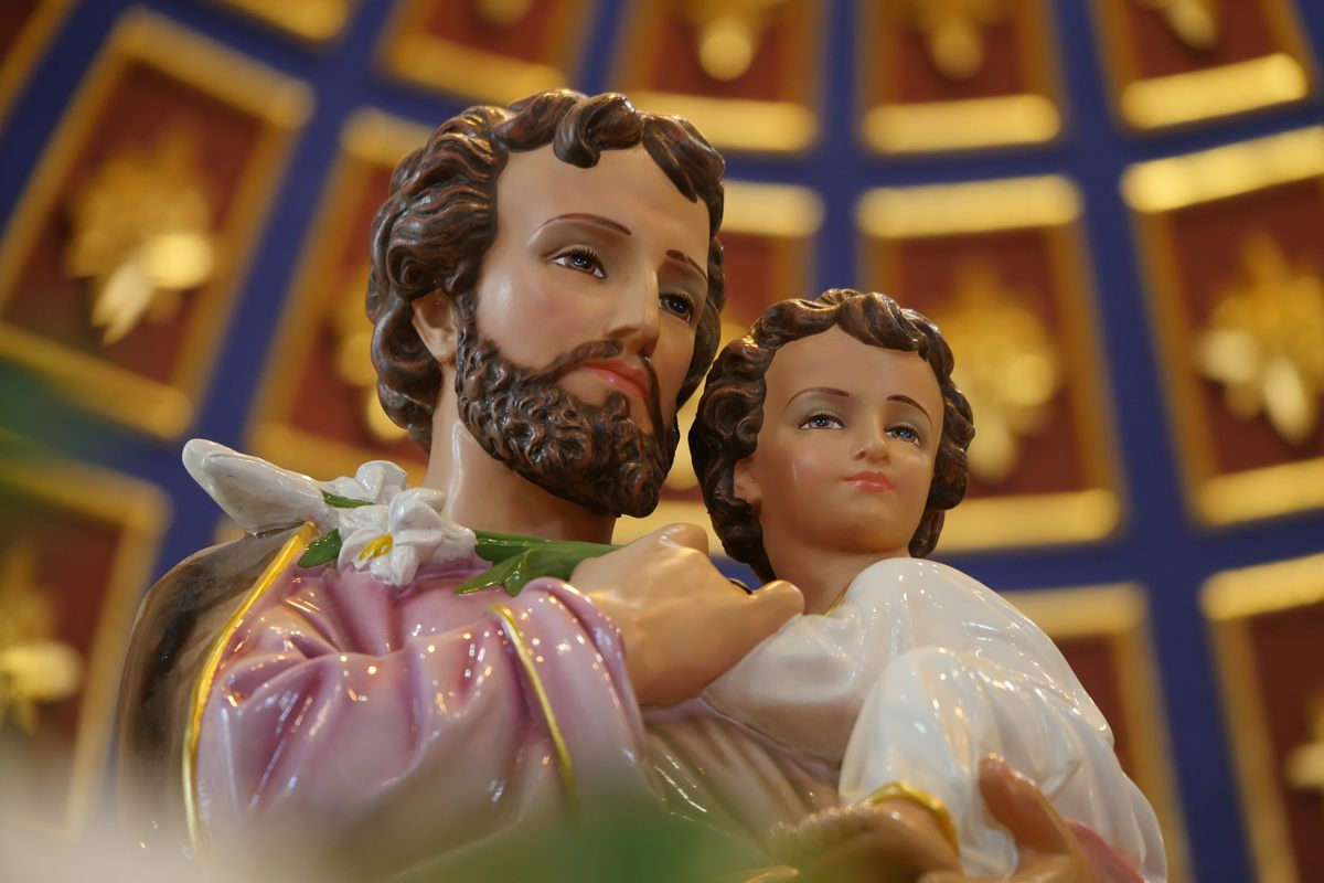 I riti tradizionali in onore di San Giuseppe nel Salento