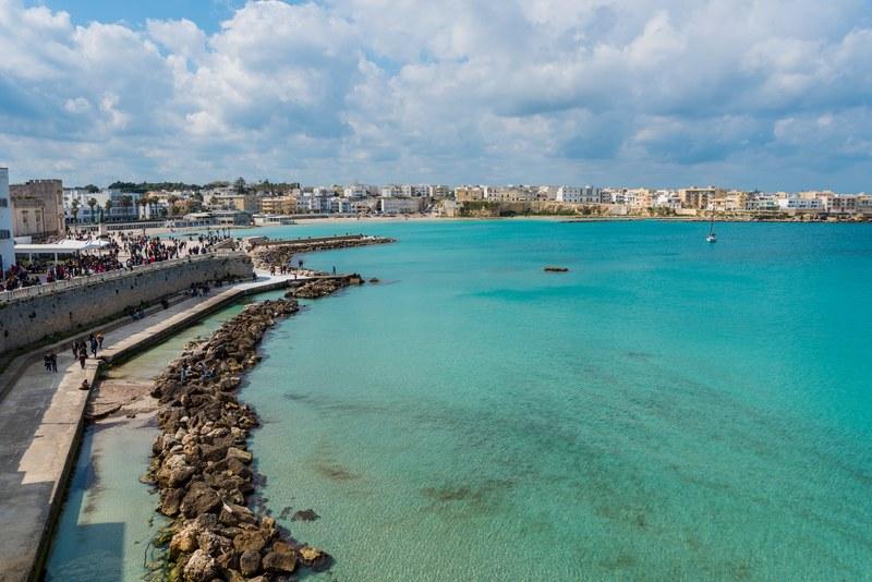 Le tappe più suggestive di un tour tra Ionio e Adriatico